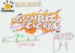 Annonce assemblée générale de La Pousada